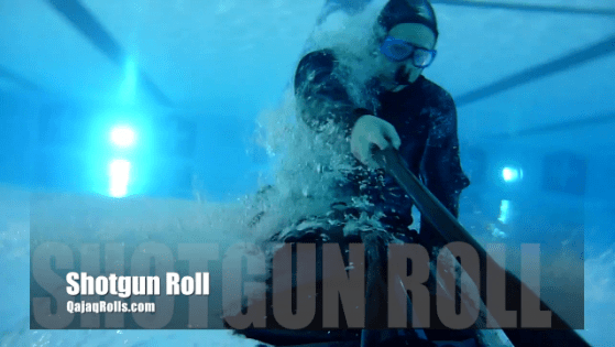 shotgun roll