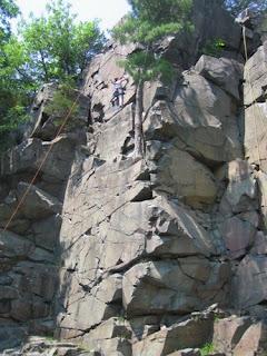 Going climbing