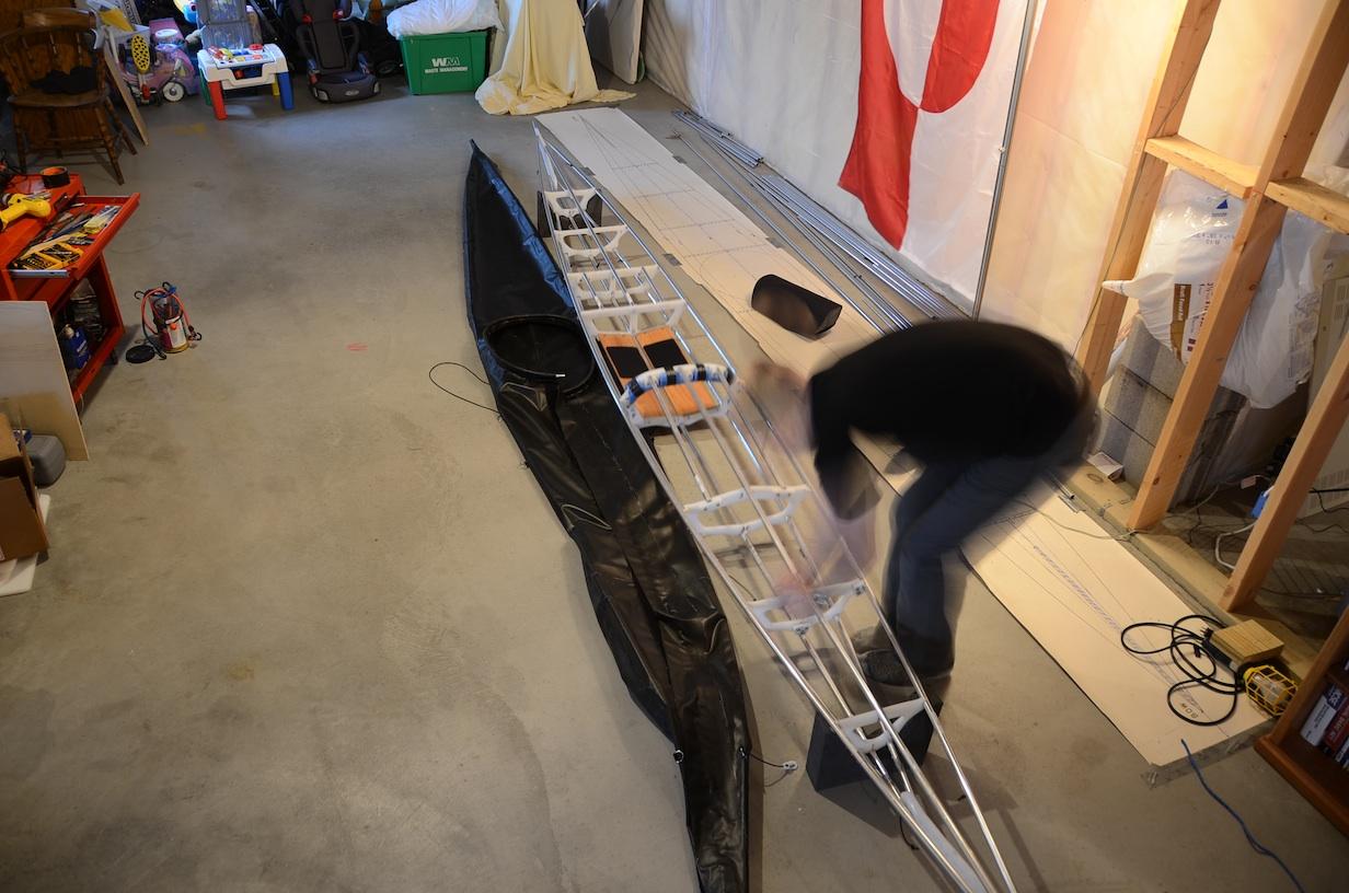 Disassembling and Re-assembling the Kraken