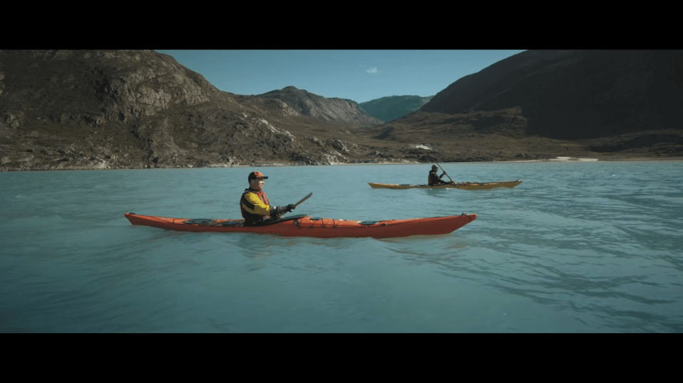 Kayaking in Greenland – Rough. Real. Remote.  Film