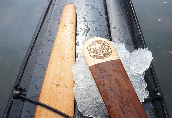 Adanac Greenland Paddle Tip