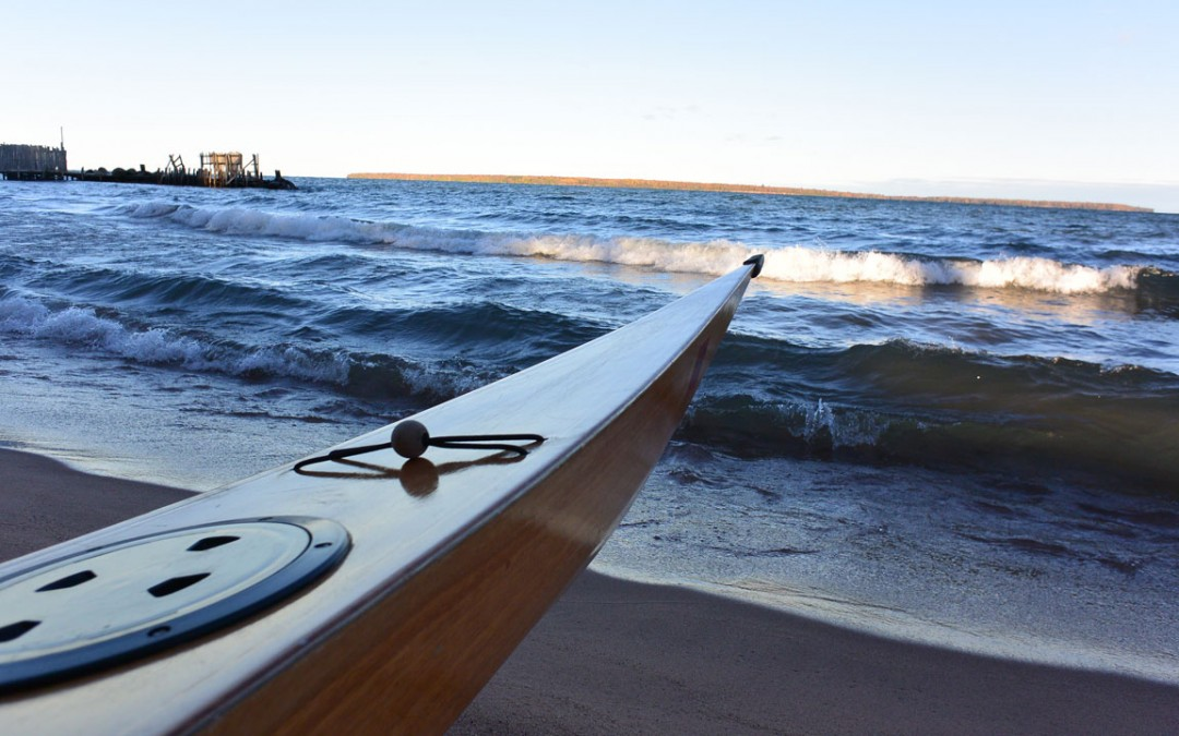 A paddling journey