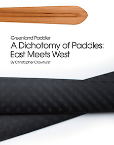 A Dichotomy of Paddles: East Meets West