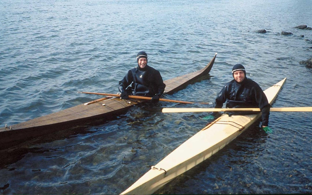 The Rebirth of a Tradition – The Launch of Brooks Paddle Gear