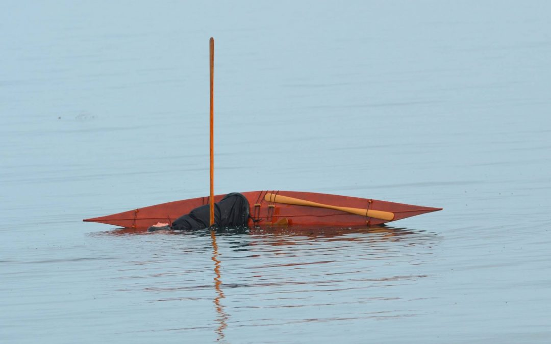 Akuilisaq, Aaqatit and Avataaq – the three A's of Greenlandic kayaking