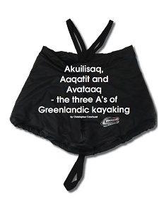 The three A's of Greenlandic Paddling