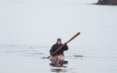 Why I use a Greenland Paddle